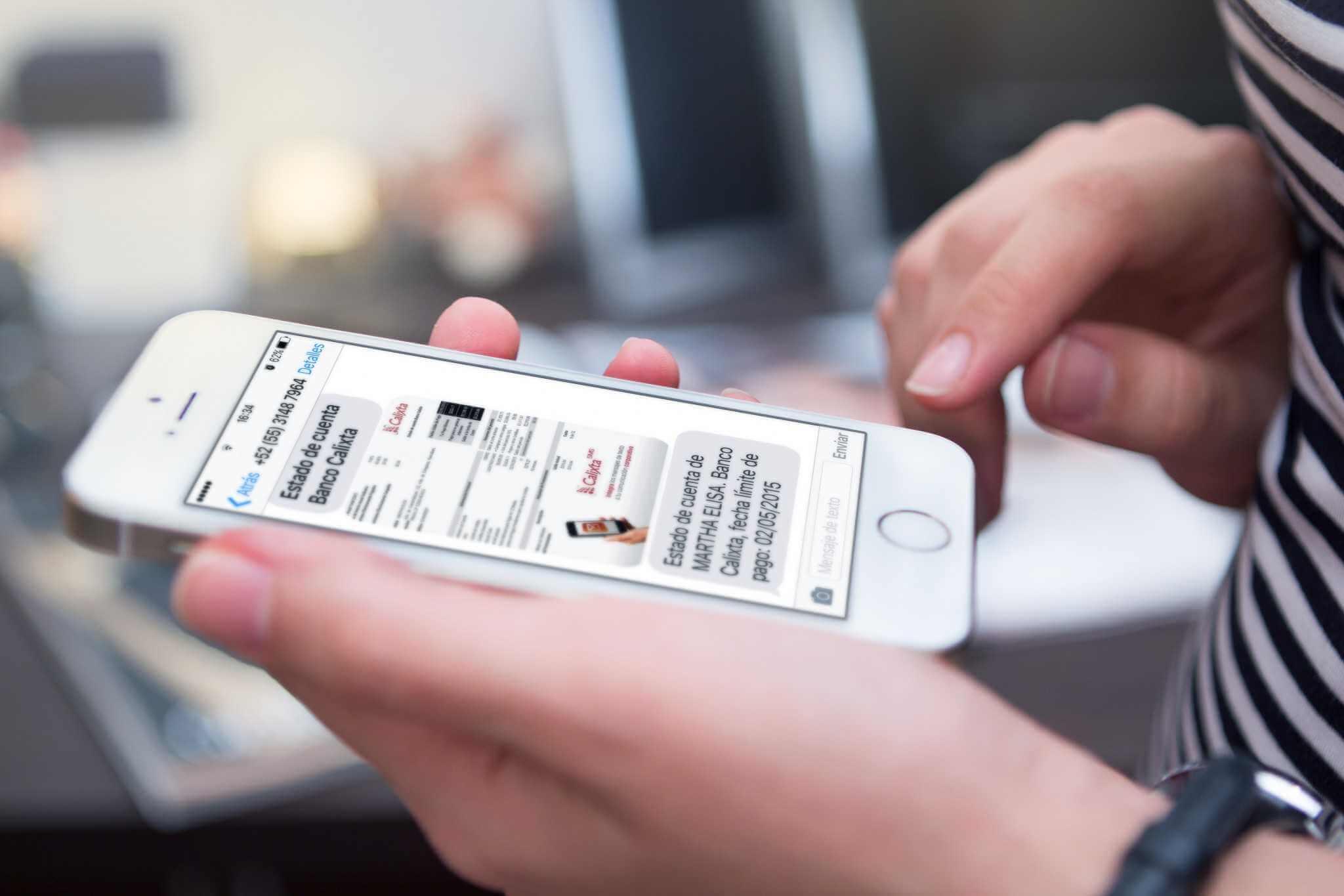 ¿Para qué mandar SMS si puedes enviar MMS?